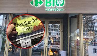 Wielkie otwarcie Carrefour Bio. Sprawdziliśmy, czy żeby być eko, trzeba zarabiać kokosy