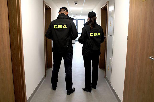 Koronawirus. CBA zatrzymało szefa WIHE