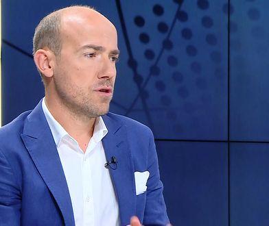 Marszałek Marek Kuchciński rezygnuje. Budka o reakcji Nitrasa