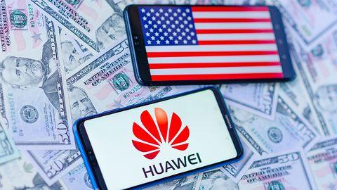 Pandemia zbawieniem dla Huawei? Global Times: Chiny mają teraz USA na widelcu