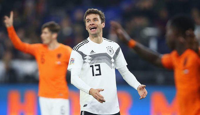 6daa46b53 Hummels, Mueller i Boateng wrócą do kadry? Mogą zagrać dla Niemiec na  igrzyskach olimpijskich