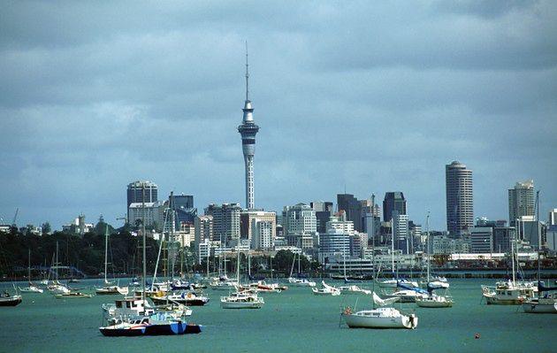 Miejsce 9. Auckland, Nowa Zelandia