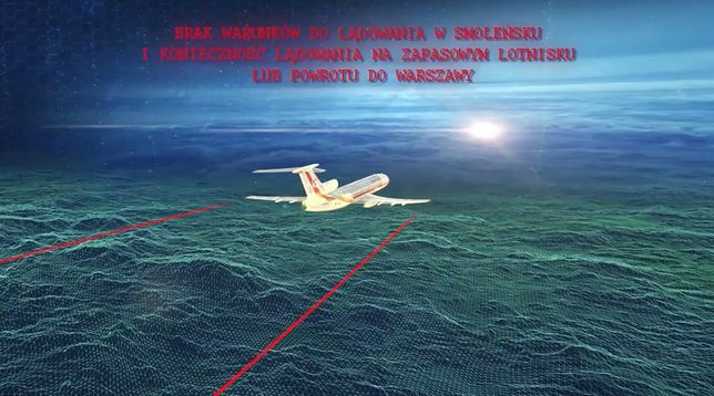 """PO publikuje film o przyczynach katastrofy smoleńskiej. """"Samolot nie miał prawa wystartować"""""""