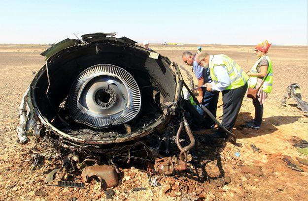 MAK: samolot rozpadł się w powietrzu. Maszyna miała już wcześniej wypadek