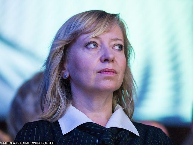 Dorota Segda w 2016 r. została wybrana na rektora-elekta AST