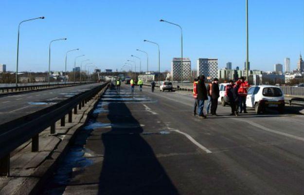 Miliony od rządu na remont Mostu Łazienkowskiego