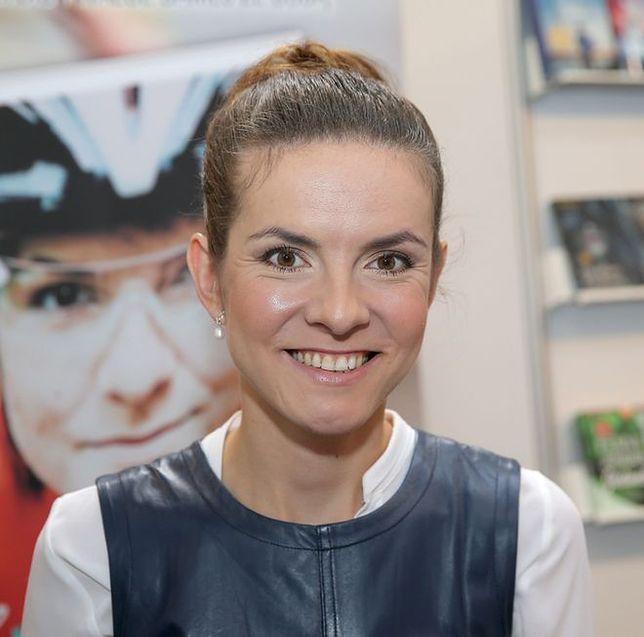 Maja Włoszczowska: jestem wielką szczęściarą