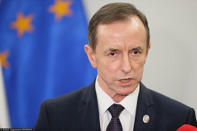 TVP nie otrzyma 2 mld złotych? Politycy reagują, Tomasz Grodzki ma pomysł