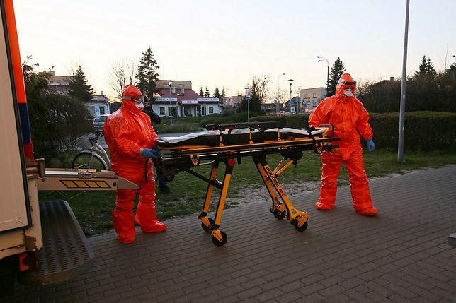 Koronawirus w Polsce. Konin: 4-latek zarażony. Szpital zamyka oddział dziecięcy