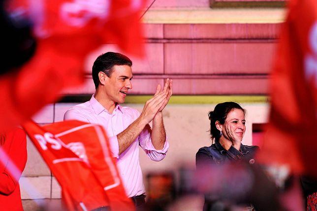 Hiszpańscy socjaliści premiera Pedro Sancheza mają powody do świętowania
