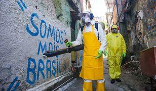 Koronawirus w Brazylii. Ministerstwo Zdrowia przekazało najnowsze dane