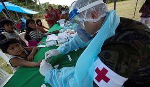 Koronawirus. Brazylia notuje prawie 50 tys. nowych zachorowań