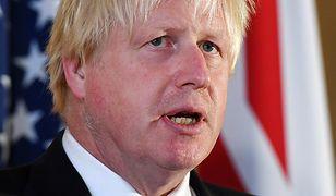 Boris Johnson wywołał spore zamieszanie optymistycznym artykułem dotyczącym Brexitu