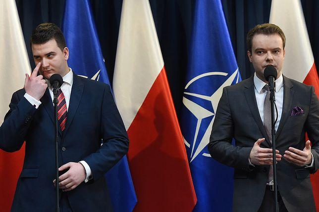 Łukasz Lipiński w #dzieńdobryWP o powrocie Misiewicza: Macierewicz nie da tak łatwo przesuwać swoich ludzi