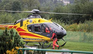 Tatry. Gwałtowna burza nad Tatrami, piorun raził turystów m.in. na Giewoncie, są zabici i ranni