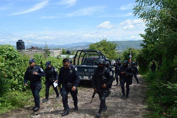 Policja prowadzi śledztwo ws. zabójstw na przedmieściach Iguala