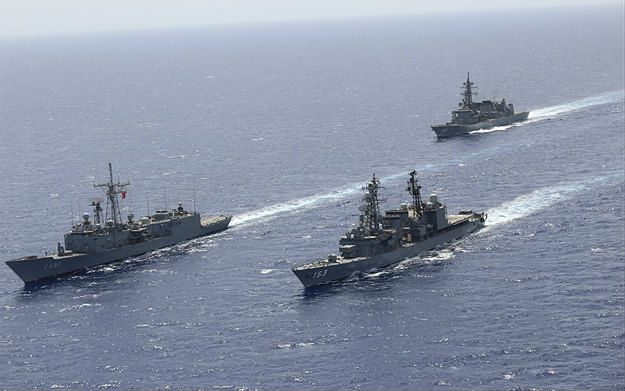 Tureckie okręty wojenne