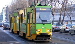 Dębiec odcięty od tramwajów - MPK remontuje perony