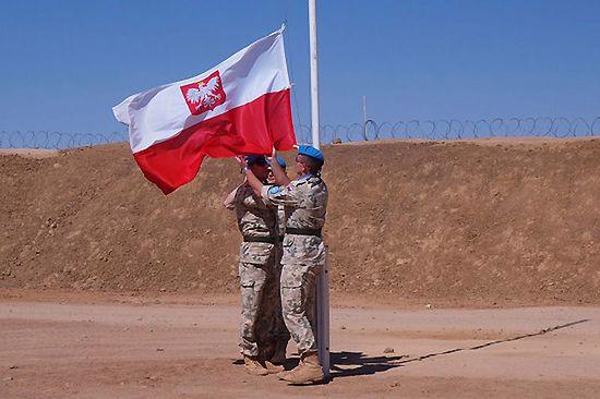 Ostatnie chwile Polaków w Afryce - zdjęcia