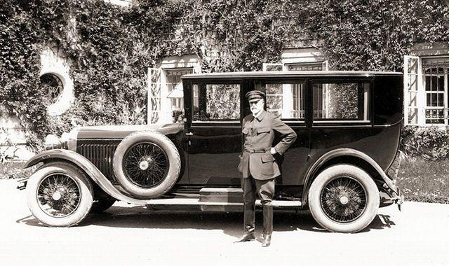 90 lat modelu SKODA 25/100, czyli Hispano-Suiza z Pilzna