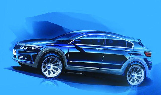 Qoros pokazał SUV-a. Nowa marka będzie miała mocny model