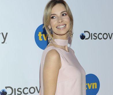 Izabela Janachowska nie pokazała brzuszka