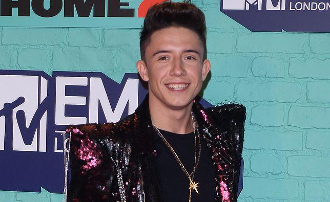 Byliśmy na wielkiej gali MTV w Londynie. O mały włos polski gwiazdor nie mógłby wejść na czerwony dywan!