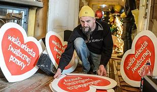 Polacy najwięcej na WOŚP dali czternaście lat temu