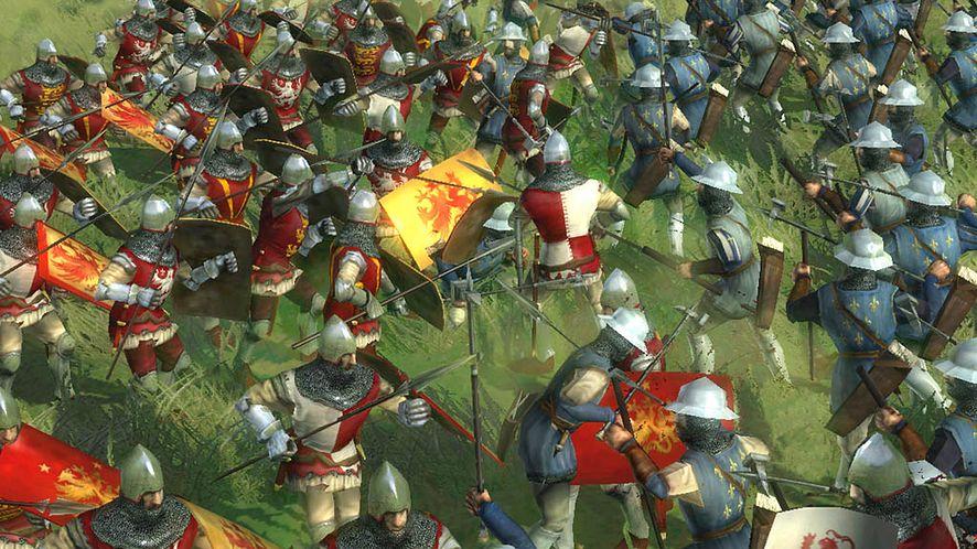 Koch wyda HISTORY Great Battles Medieval