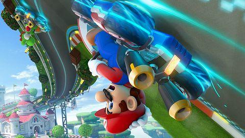 Mario Kart 8 — WiiU gokarcie!