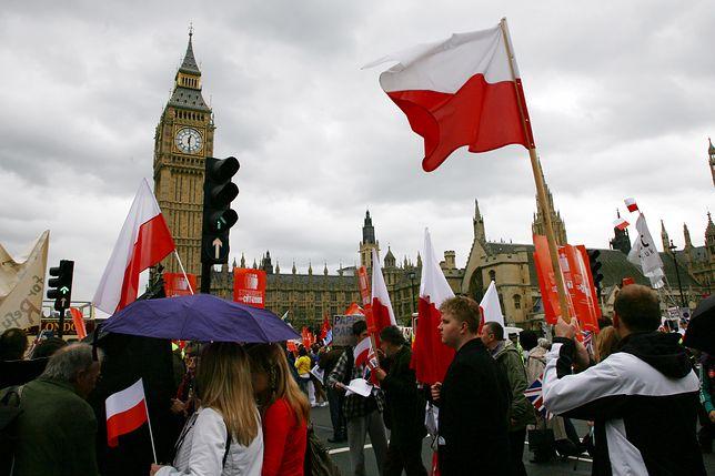 """""""Muzułmanie kupują u mnie kefir"""". Polka nie planuje wyjeżdżać z Londynu"""