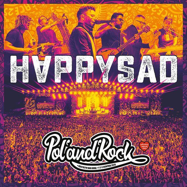Happysad wystąpili na Pol'and'Rock w 2019 roku