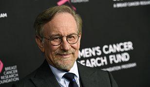 Steven Spielberg stworzy horrory na smartfonach. Do obejrzenia tylko po zmroku