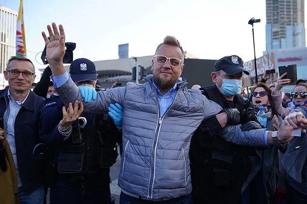 """Wybory 2020. Paweł Tanajno ogłasza powstanie partii politycznej o nazwie """"Strajk przedsiębiorców"""""""