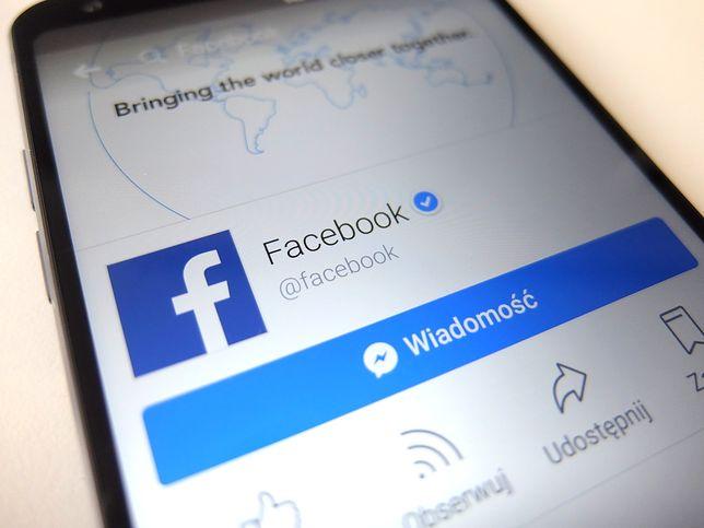 Polacy nie lubią już Facebooka