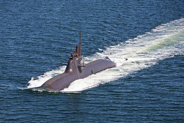 Niemcy kupią nowe okręty podwodne