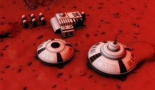 Coraz bliżej wyprawy na Marsa. Powstaje pierwsza baza
