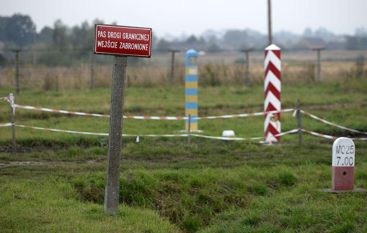 Kosztowne zdjęcia na granicy w Bieszczadach. Straż Graniczna jest bezlitosna