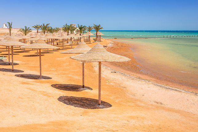 Hurghada to piękne plaże i turkusowa woda
