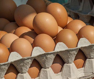 Salmonella. Do zakażenia dochodzi najczęściej po zjedzeniu surowych jaj