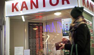 Złoty słabnie. Analitycy prognozują wzrosty kursów dolara, euro i franka