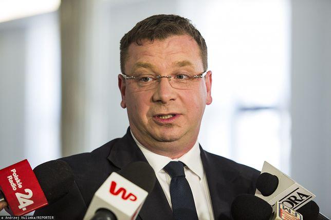 Wiceminister sprawiedliwości Michał Wójcik skomentował wtorkową debatę w Parlamencie Europejskim nt. praworządności w Polsce.