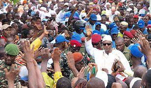Wybrano pierwszego demokratycznego przywódcę Gwinei
