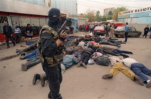 W Rosji mordują imigrantów