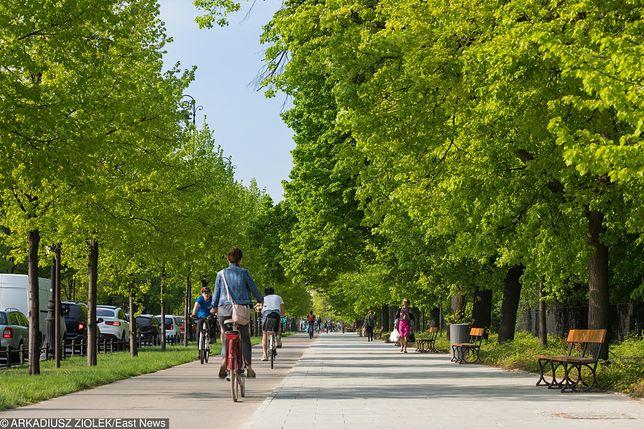 """Trzaskowski obiecuje rozbudowę ścieżek rowerowych do ponad 800 km. """"Plany są ambitne"""""""