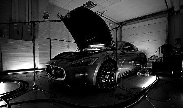 W Maserati zabrzmi dźwięk od Bowers&Wilkins