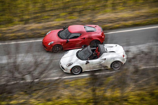 Alfa Romeo 4C – 63 500 euro
