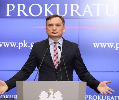 """""""Zbigniew Ziobro ma rację"""". Ale na tym Jan Maria Jackowski nie poprzestał"""