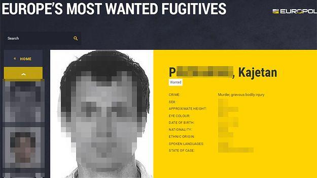 Policjanci o Kajetanie P.: był bardzo oszczędny i niewiele jadł