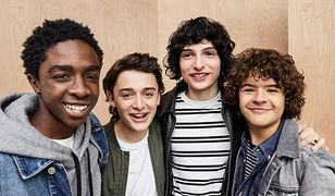 """""""Stranger Things"""": paczka przyjaciół w serialu i realnym życiu"""